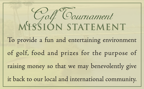 Golf-Tournament-Mission-Statement